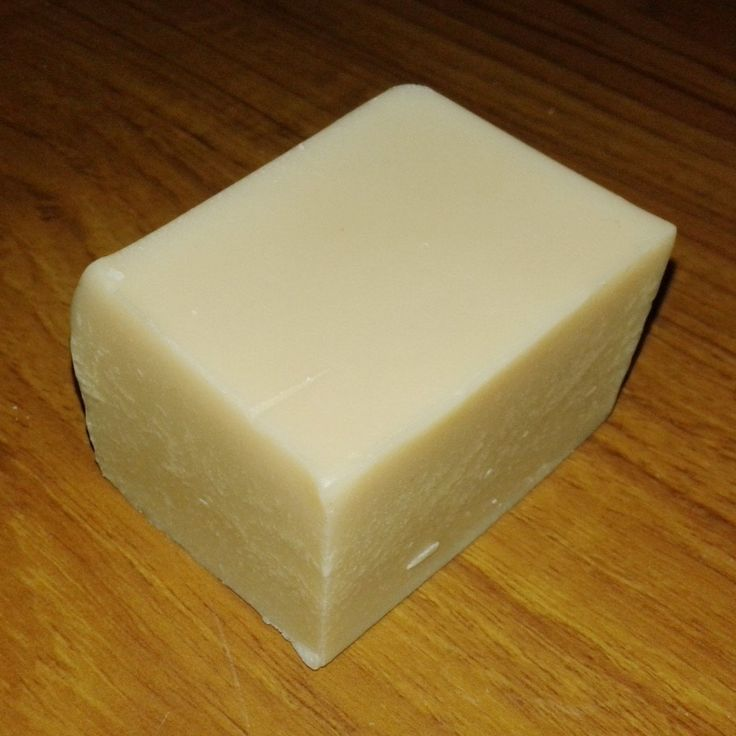 Plain Milk Soap (Trial Size, Vanilla Fudge Colour)