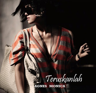 Free Download MP3 Agnes Monica - Teruskanlah