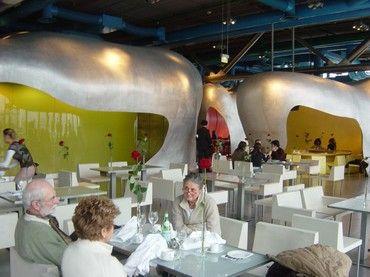 Georges restaurant in Paris | thepassionatecook: Paris restaurant: Georges - top cuisine (not just ...