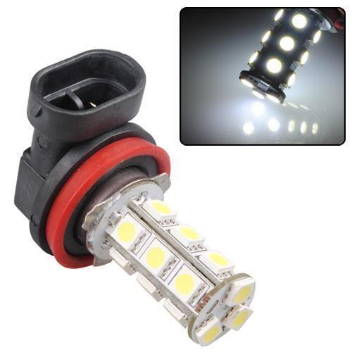S, H11 18 LED SMD Xenon-White Bulb 12V Lamp Car Fog light