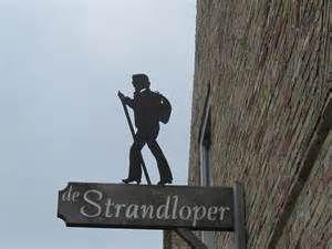 uithangbord - de Strandloper