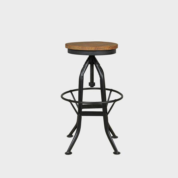 Tanzania industrial stool #meyerandmarsh #industrial #industrialstool