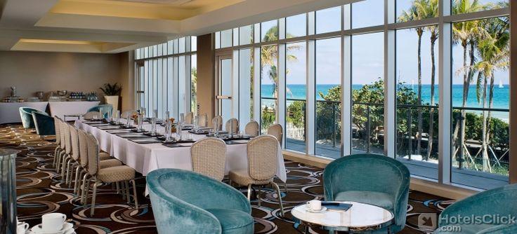 Fontainebleau Miami Beach Hotel Rooms | Photo Hotel Fontainebleau Miami Beach Miami Beach (Fl): Meeting Room