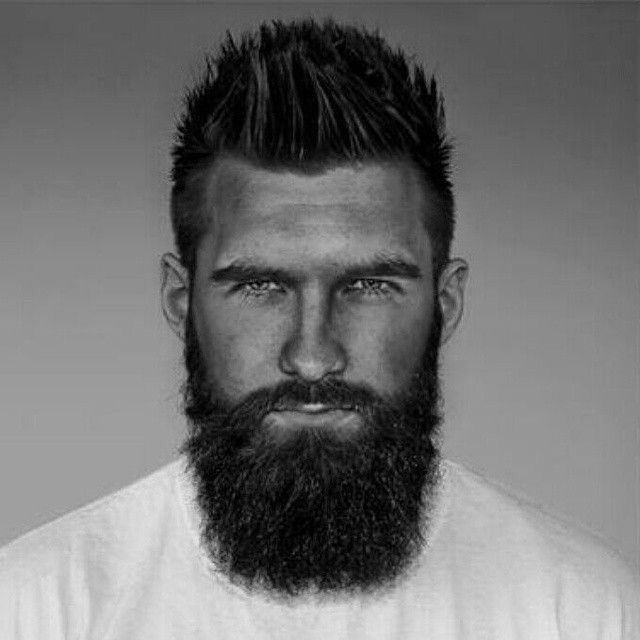 men hair styles pics 17 best ideas about mens hairstyles with beard on 7682 | 1cdc8666c5573fa7682ba19217dd2b68