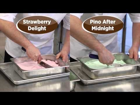 A demonstration video about the various applications of Pino Pinguino, featured at NRA 2013. // View this demo and more at The PreGel Channel