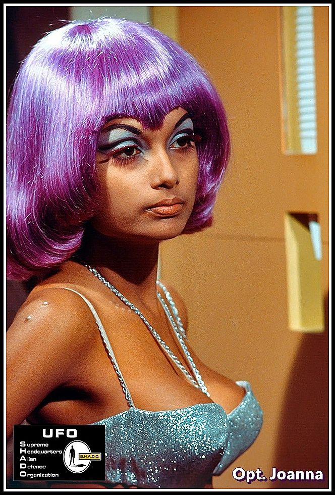 "FANTASCIENTIFICAMENTE VINTAGE - ""The Women of S.H.A.D.O"" UFO TV Series (1969-70) ..."