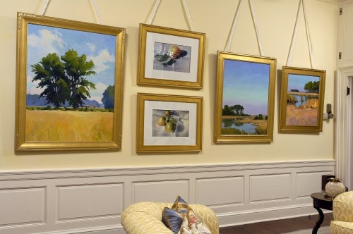 19 best Hanging Art Gallery Chains images on Pinterest | Hanging ...
