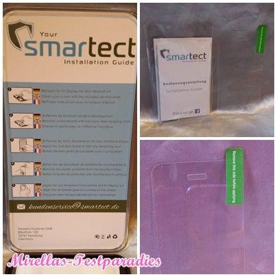 iPhone 4 Panzerfolie von Smartect | Mirellas Testparadies