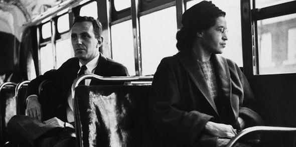 Rosa Parks, la femme qui s'est tenue debout en restant assise