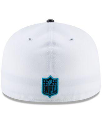 New Era Carolina Panthers 2017 Draft 59FIFTY Cap - Blue 7 1/8
