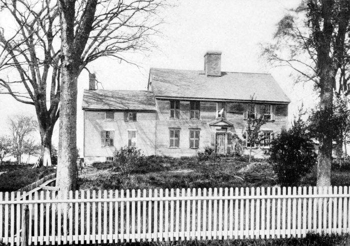 Nayatt Point Court Barrington Rhode Island