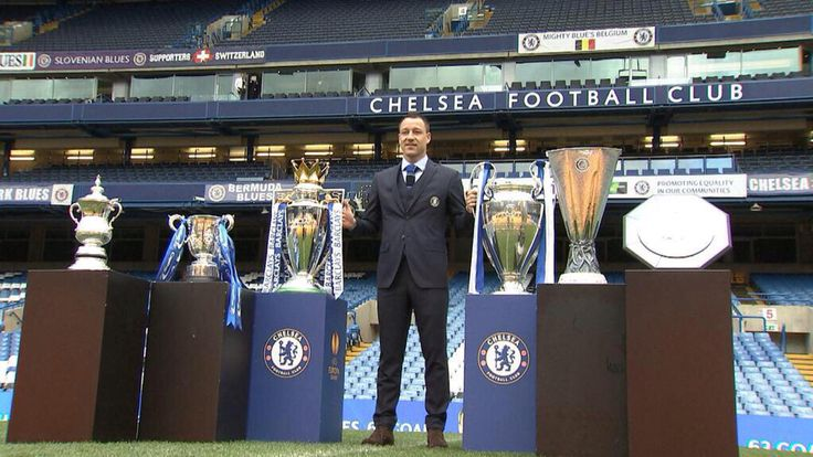 John Terry - Best Chelsea FC player ever