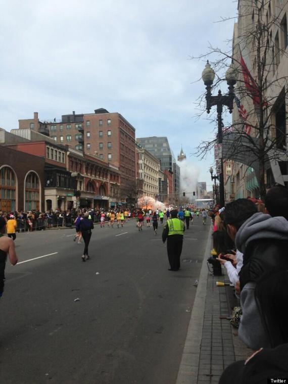 04/05/13:  BOSTON MARATHON BOMBING.  Two bombs went off near the finish of the Boston Marathon killing 3 and injuring 264.