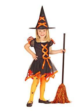 cadılar bayramı kız çocuk kostümleri