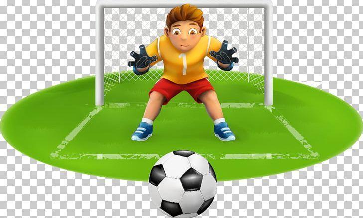 Football Goalkeeper Png Boy Boy Vector Cartoon Characters Child Computer Wallpaper Goalkeeper Football Png