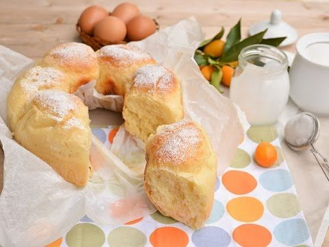 Ciambella di pan brioche allo yogurt fornetto versilia -Ricette che Pass...