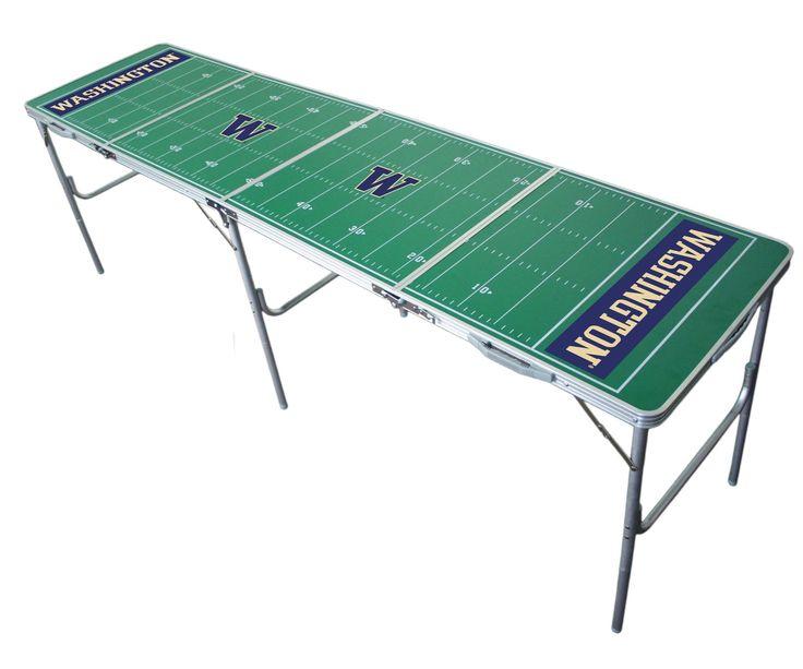 Washington Huskies Tailgate Table