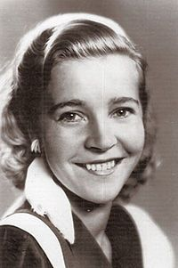 Alice Babs (born 26 January 1924) is a singer and actress from Kalmar, Sweden. While she has worked in a wide number of genres - e.g. Swedish folklore, Elizabethan songs and opera - she is best known internationally as a jazz singer.