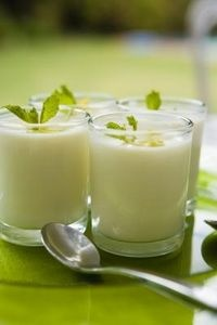 How Do I Make Creamy Vanilla Pudding From Scratch - Can make it dairy-free, just substitute in Almond Milk!