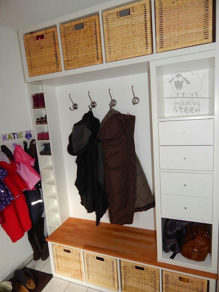 1000 images about garderobe on pinterest ikea billy projects and full of. Black Bedroom Furniture Sets. Home Design Ideas