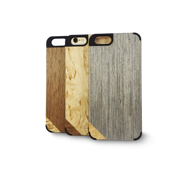 Finest Wooden Cover for iPhone 6 & 6S. Beautiful minimalistic design with free text or logo engraving.  See more: Lastucase.com  Wooden iPhone Cover | Lastu | Tech Meets Nature - Lastu Cover for iPhone 6:6S