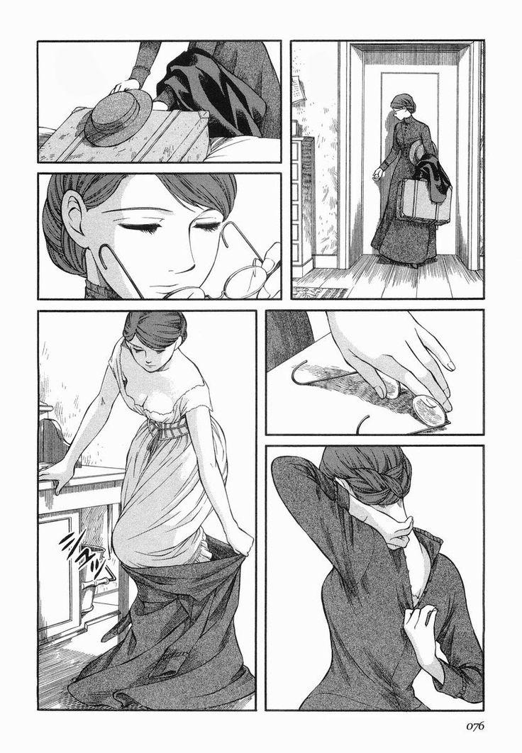 kaoru mori   Tumblr