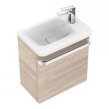 Die besten 25+ Kleines waschbecken mit unterschrank Ideen auf - badezimmerschrank mit waschbecken