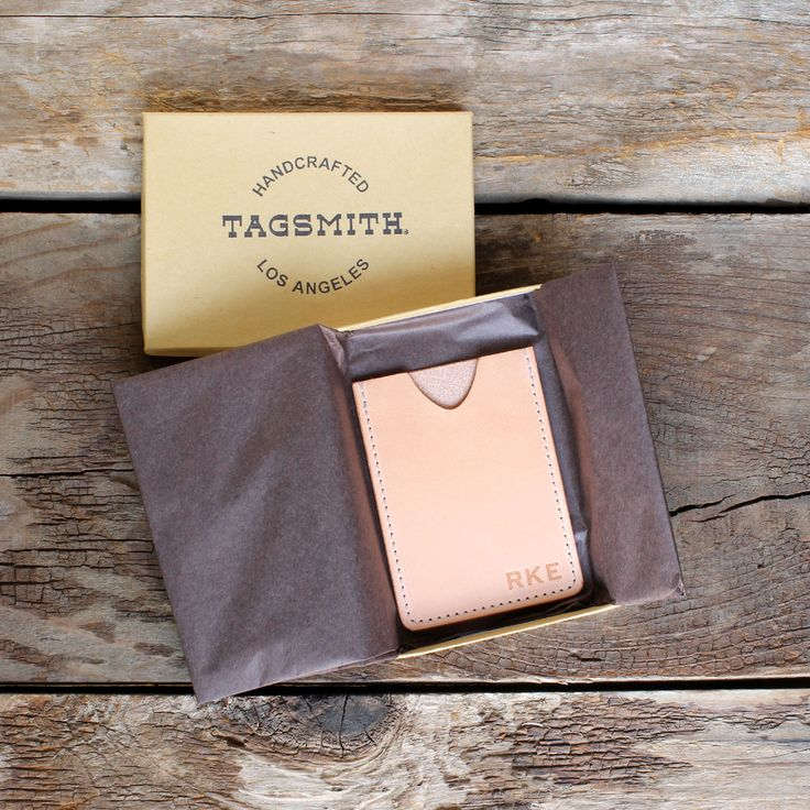 99 best Handmade Leather Goods by Tagsmith® images on Pinterest ...
