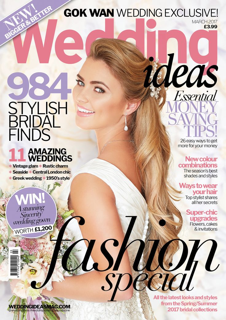 24 best Wedding Ideas Magazine covers images on Pinterest Ideas