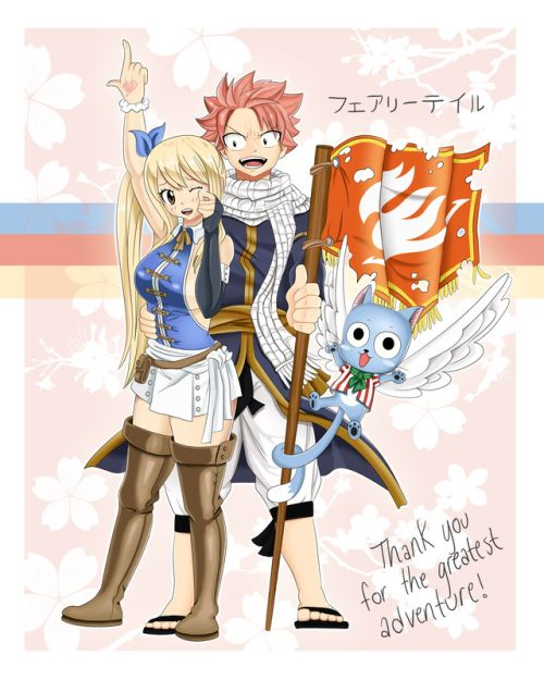 My heart is heavy tonight as I say goodbye to some of my dearest fictional friends. Fairy Tail and the FT fandom have both been so phenomenally uplifting and influential for me, it's hard to believe it's actually over. It feels like we've been...