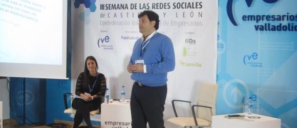 Vídeos Tercera Semana de las Redes Sociales #RedesSocialesCyL (evento completo)   CVE