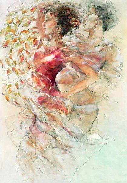 Gary Benfield, 1965 ~ Figurative painter   Tutt'Art@   Pittura * Scultura * Poesia * Musica  