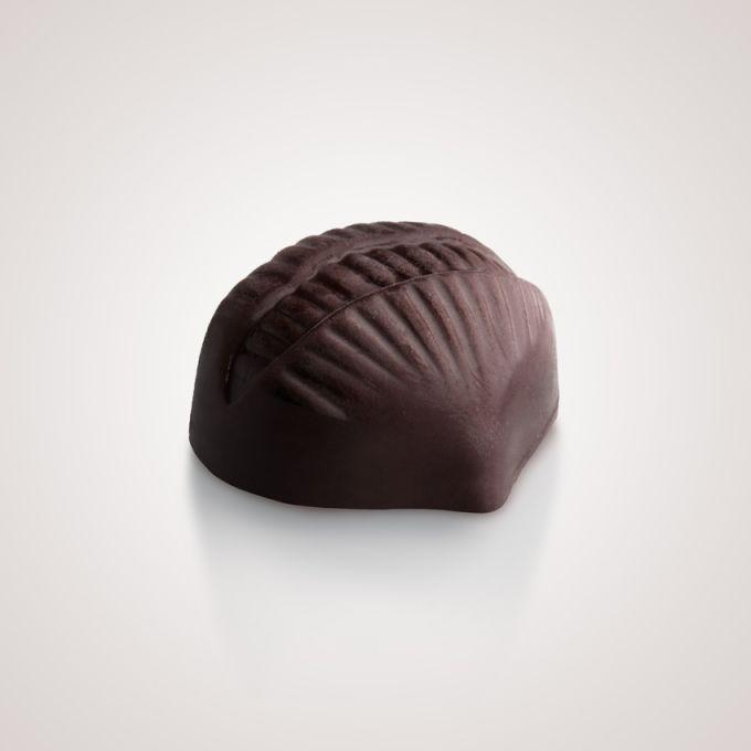 Σοκολάτα Bitter με γέμιση γκανάζ καρύδας