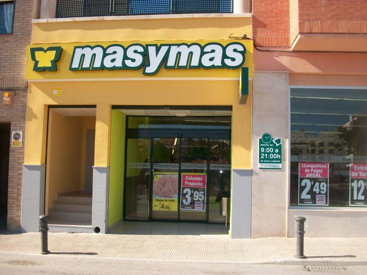Masymas supermercado benitatxell cerrajeros benitachell for Cerrajeros santiago de compostela