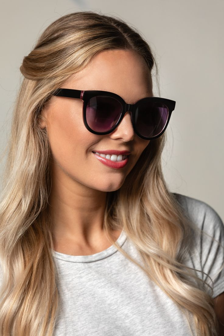 See*It Sunglasses Black Reading Sunglasses No Power in ...