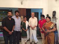TOTAL CHENNAI NEWS: Actor Vishal's Paandavar Ani's Canvass Stills