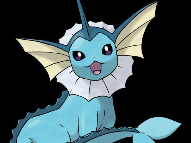 Which Eeveelution Are You?   Vaporeon