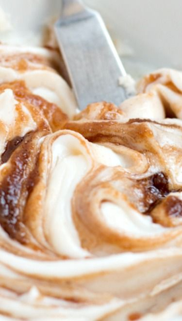 Cinnamon Roll Frosting Recipe ~ The Bomb!