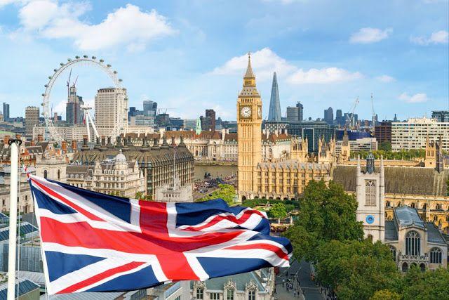 Динго: dingo.com.ua тел. (044) 360-40-52: Фотообои город, Лондон