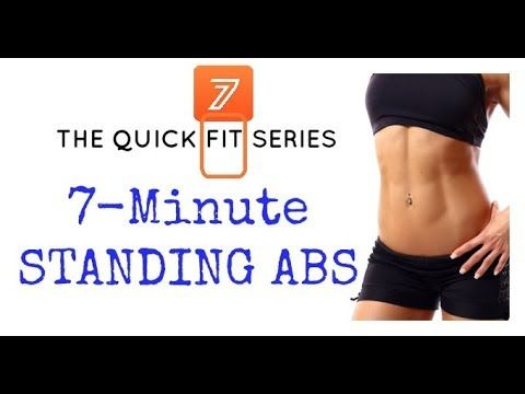 7 FIT-7 Minute Workout for  weight loss good Fit [HOW TO]
