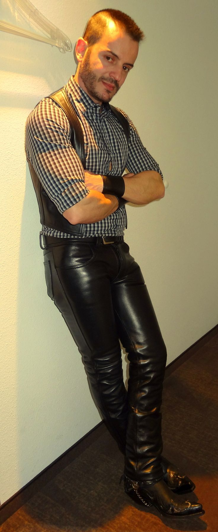 62 best images about sexy man on pinterest leather