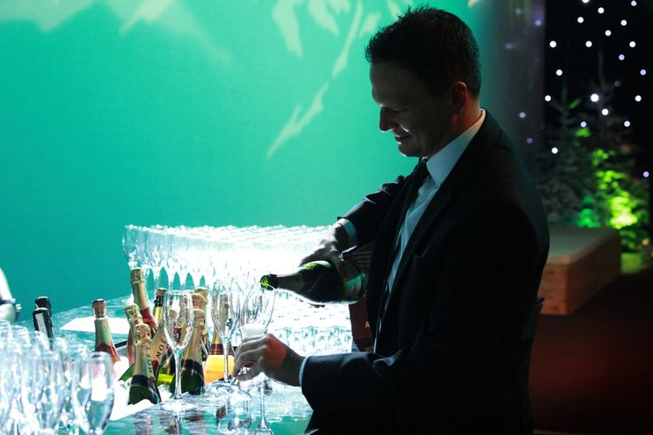 One of our favourite place - The Champagne Bar. (ASPEN Rocks 2014 at the NEC)  Photo credit Vivid Experience Ltd.