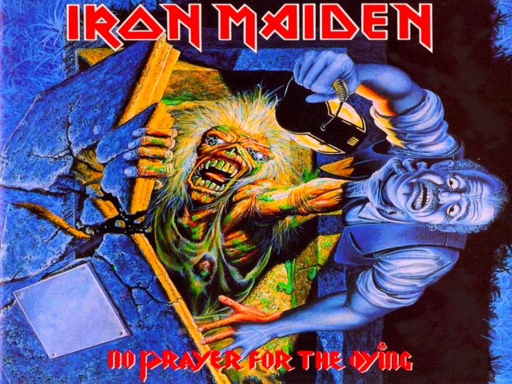25 Best Images About Iron Maiden Album Covers On Pinterest
