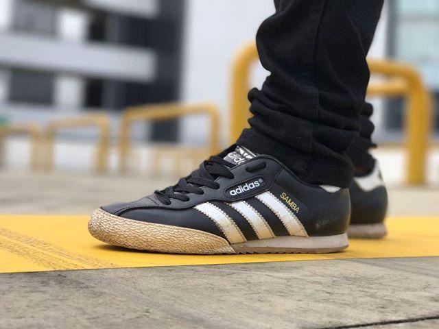 118958aad4ae2 adidas Originals Samba Super | mark renton (trainspotting) | Adidas, Adidas  sneakers, Adidas samba
