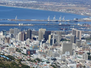 Cape Town Central South Africa   Depotpicture.com