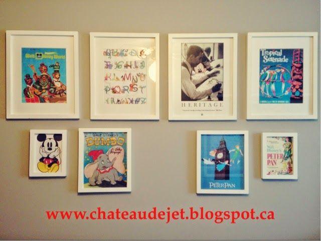 Château de J.E.T.: A Disney themed nursery Www.chateaudejet.blogspot.ca Www.facebook.com/chateaudejet/