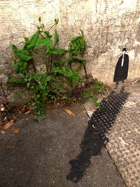 Pablo Delgado's Incredibly Tiny Street Art