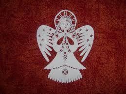 Výsledek obrázku pro anděl z papíru