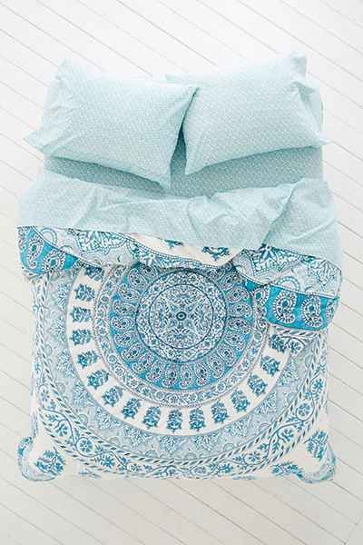 Plum & Bow Kerala Medallion Comforter Snooze Set - Urban Outfitters                                                                                                                                                                                 More