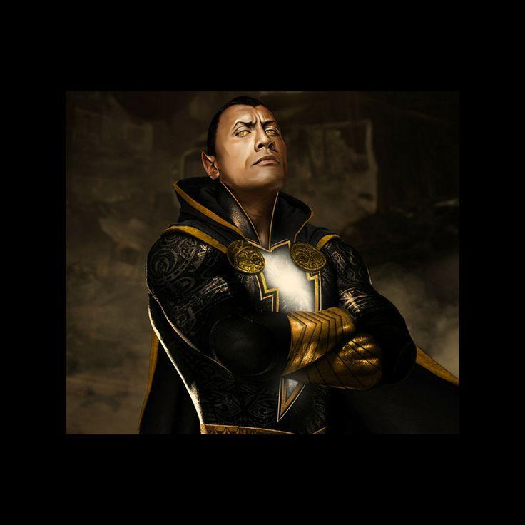 """Dwayne """"La Roca"""" Johnson será parte del Universo DC como """"Black Adam"""" – CANETTV, Guatemala, Belice, Honduras, El Salvador, Nicaragua, Costa Rica, Panamá TV"""